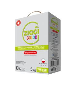 Proszek hipoalergiczny do prania Mr. ZIGGI Color 5 kg