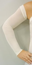 DermaSilk 2 x Opaski długie zwężające się 70 cm