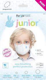Maseczka dla dziecka przeciwpyłowa antysmogowa ReSpimask
