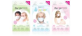 Maska przeciwpyłowa antysmogowa ReSpimask 10 szt