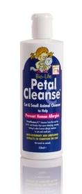 BioLife Petal Cleanse™C Płyn oczyszczający dla kotów i małych zwierząt - Preparaty na roztocza