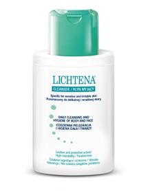 Lichtena® płyn myjący do ciała i twarzy 200 ml -