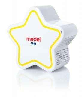 Medel Star Inhalator pediatryczny  - Inhalatory