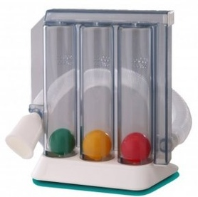PULMO-GAIN Spirometr, trenażer do treningu oddechu