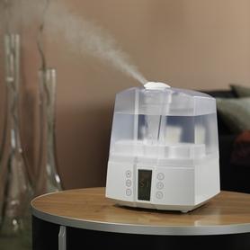 BONECO Nawilżacz ultradźwiękowy do 60m2 U7147 - Nawilżacze powietrza