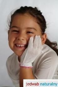 DermaSilk Rękawiczki dla dzieci 1 para -