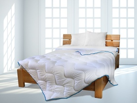 Kołdra antyalergiczna 160x200 155x200 + poduszki 2x70x80 - zestaw