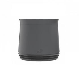 Biofiltr Airy M - doniczka oczyszczająca powietrze szary/szary