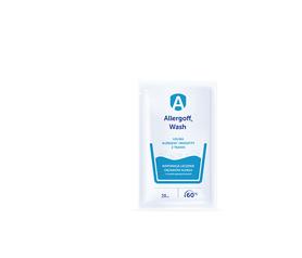 Płyn na roztocza alergeny do tkanin Allergoff 1x20 ml