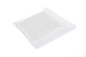 Wodoodporny podkład na materac 90x200 ANTIBACTERIAL -
