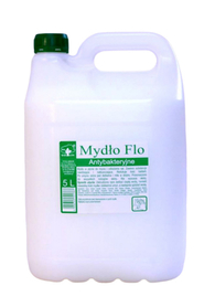 Mydło antybakteryjne do mycia rąk FLO 5 L