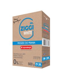 Proszek hipoalergiczny do prania Mr. ZIGGI White 500g