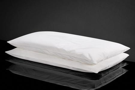 Poduszka jedwabna w poszyciu bawełnianym 40x60 MALBERY