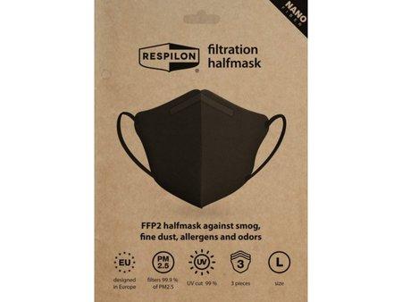 Maska antywirusowa medyczna Respipro Carbon 3 pack (1)