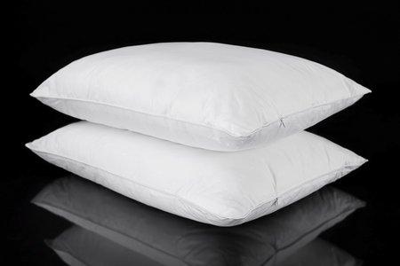 Poduszka jedwabna w poszyciu bawełnianym 50x70 MALBERY