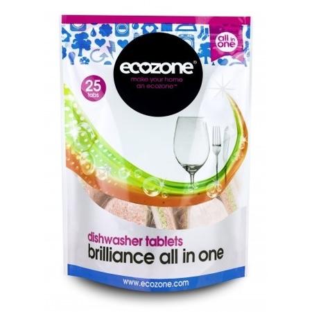 ECOZONE Tabletki do zmywarek 25 szt
