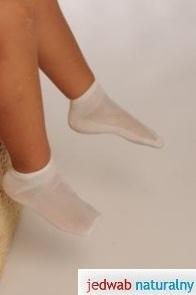 DermaSilk Stopki dla dzieci 2 pary