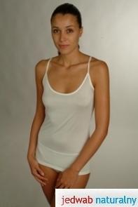 DermaSilk Koszulka na ramiączka damska