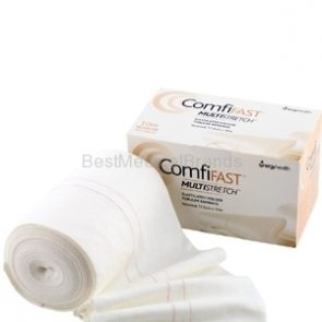 Bandaż, rękaw 10 m elastyczny, wiskozowy szer. 17,5 cm Linia Beżowa leczenie AZS, egzemy, łuszczycy  (1)