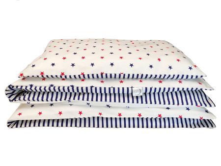 Poszewka na poduszkę dla dziecka 40x60 antyalergiczna