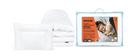 Kołdra dla dziecka 100x135 poduszka 40x60 Bullerbyn Microfiber (4)