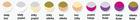 SILVER DREAM Komplet pościeli Jersey 160x200+2x70/80 (2)