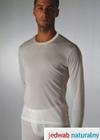 DermaSilk Koszulka z długim rękawem męska