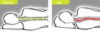 Poduszka ortopedyczna aloesowa 40x60 Aloe Vera (8)