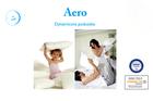 Poduszka ortopedyczna AERO wałek antyalergiczna 48x15 (3)